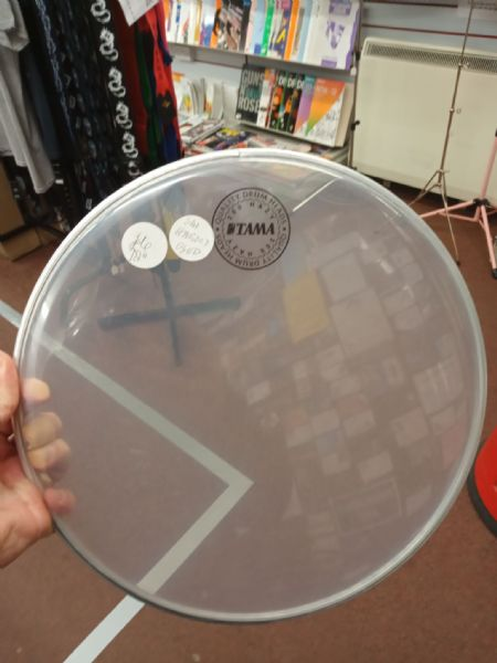 Second Hand Tama 18'' Clear Drum Head